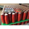 * Passata di pomodoro, 25 bottiglie da 680 gr cad.