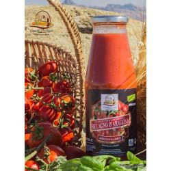 * Passata bio di pomodoro siccagno (gr 400)