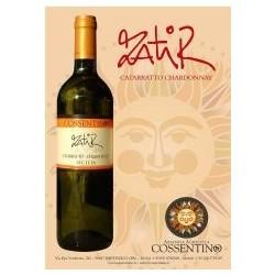 Vino bio Zatir Catarratto - Chardonnay