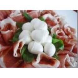 Bocconcini di latte di bufala siciliana (conf. da gr 250 circa)