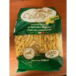 Pasta Valledoro Penne rigate BIO
