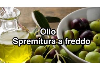 Olio di oliva Castello D'Angiò
